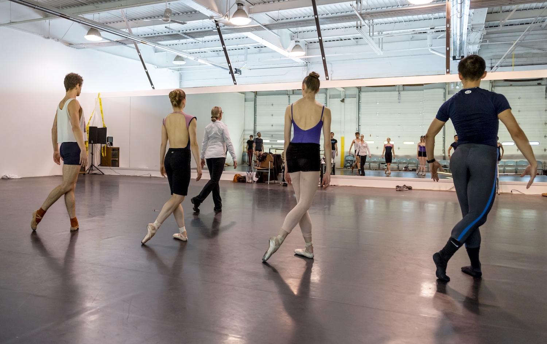 Dancers • Verb Ballets